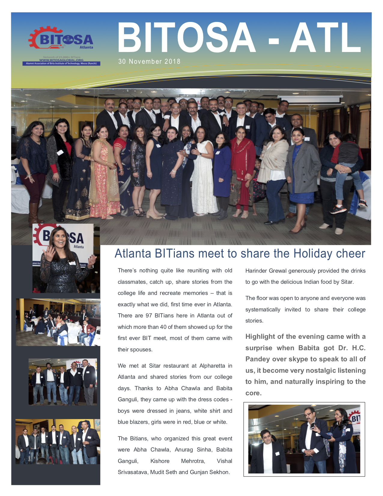 BITOSA - Atlanta Chapter